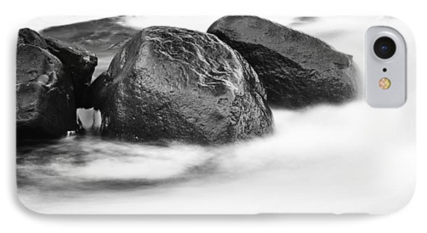 IPhone Case featuring the photograph Rock Solid by Larry Ricker