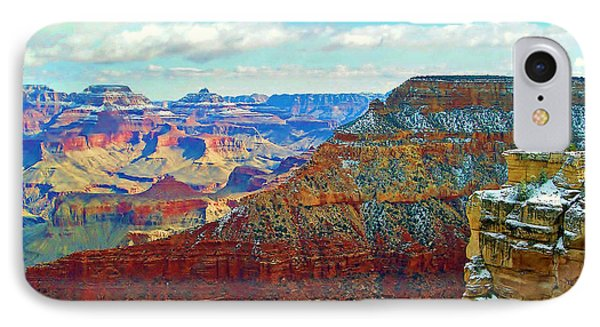 IPhone Case featuring the photograph Rock Solid by Roberta Byram