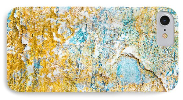 Rock Texture IPhone 7 Case by Tom Gowanlock