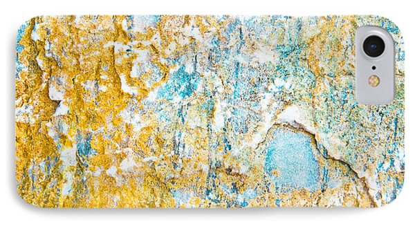 Rock Texture IPhone Case by Tom Gowanlock