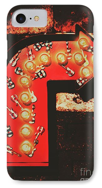 IPhone Case featuring the photograph Rock Through This Way by Jorgo Photography - Wall Art Gallery