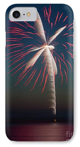 Rocket's Red Glare IPhone Case