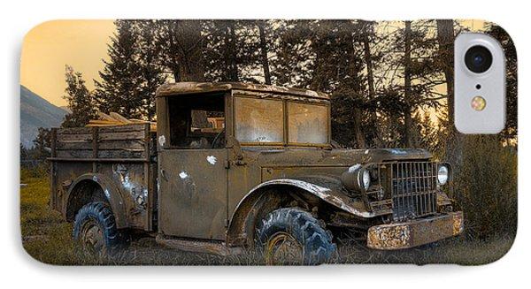 Rockies Transport IPhone Case by Wayne Sherriff