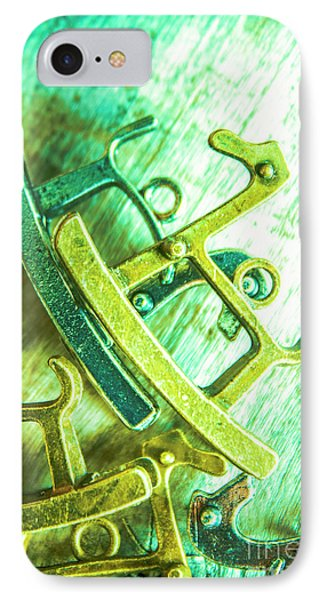 Rocking Horse Metal Toy IPhone Case by Jorgo Photography - Wall Art Gallery