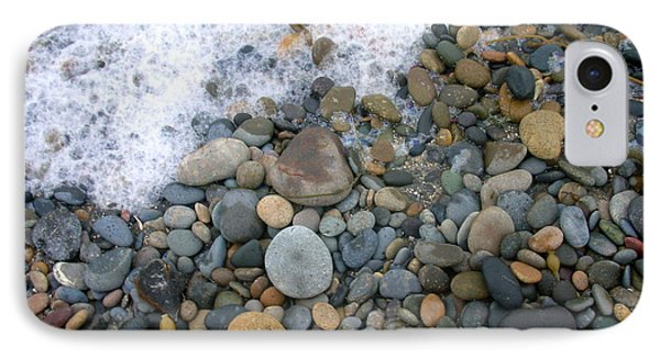 Rocks And Pebbles IPhone Case by Stephanie Troxell