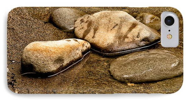 Rocks At Rest Phone Case by Christopher Holmes