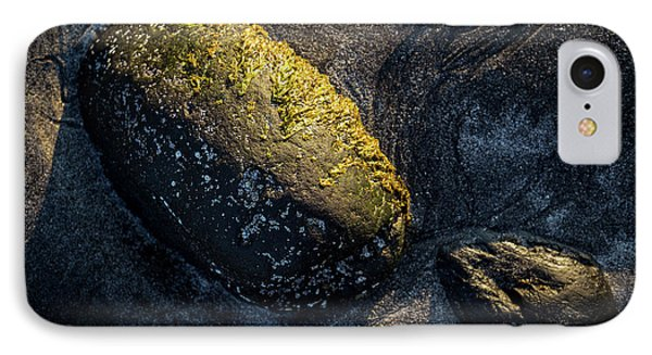 IPhone Case featuring the photograph Rocks From Talisker Beach 1 by Davorin Mance