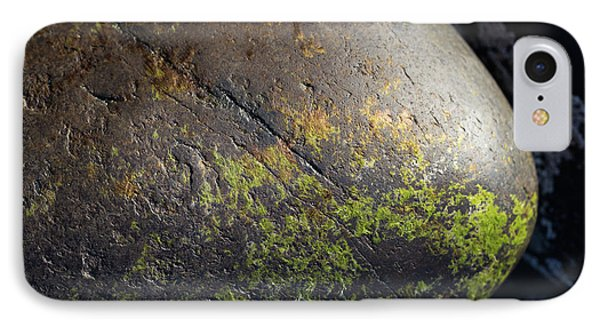 IPhone Case featuring the photograph Rocks From Talisker Beach 3 by Davorin Mance