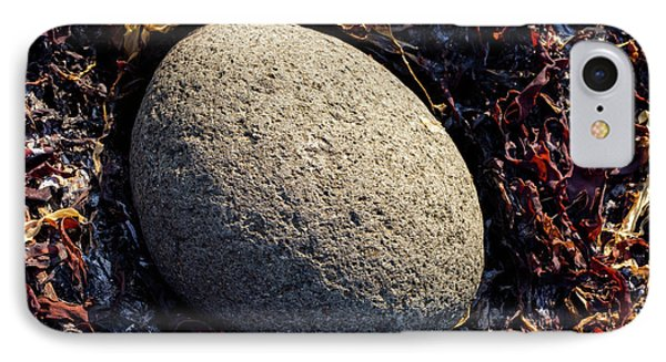 IPhone Case featuring the photograph Rocks From Talisker Beach 4 by Davorin Mance