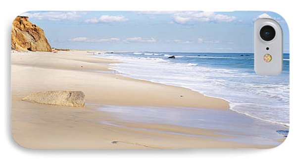 Rocks On The Beach, Lucy Vincent Beach IPhone Case by Panoramic Images