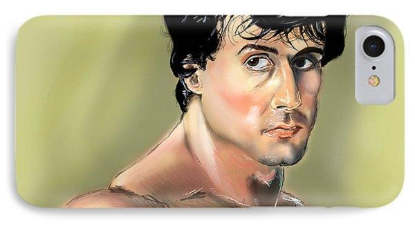 Rocky Balboa IPhone Case