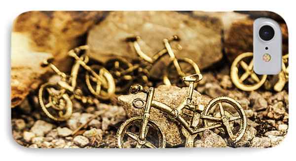 Rocky Cape Bicycles IPhone Case by Jorgo Photography - Wall Art Gallery