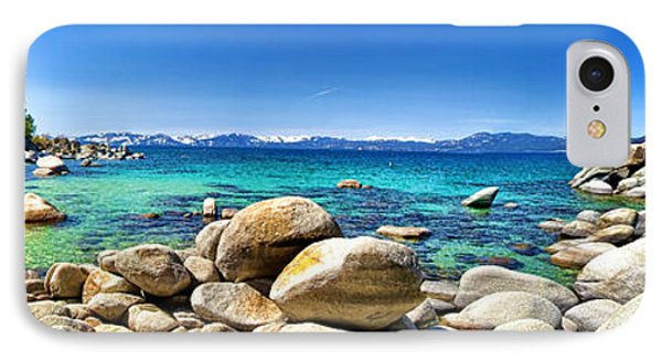 Rocky Cove Sand Harbor IPhone Case