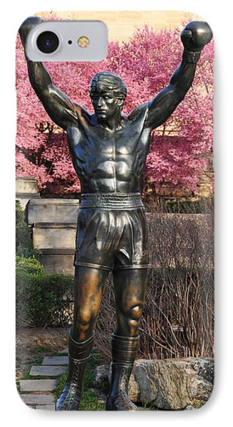 Rocky In Spring IPhone Case by Bill Cannon