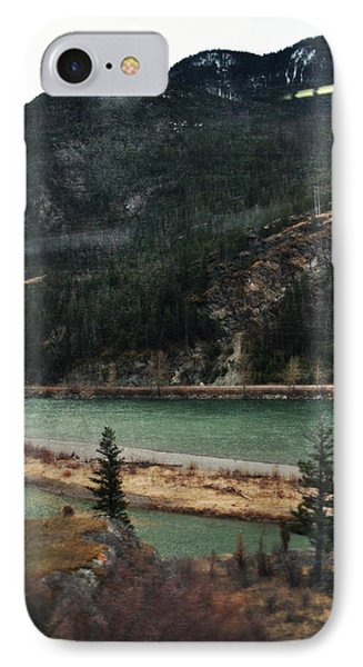 Rocky Mountain Foothills Montana IPhone Case by Kyle Hanson