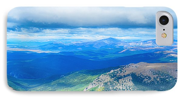 Rocky Mountain High IPhone Case by Angelina Vick