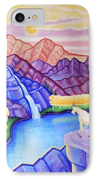 Rocky Mountain High IPhone Case by Tracy Dennison