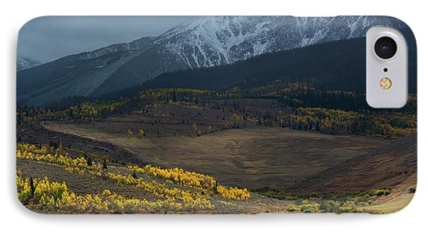 IPhone Case featuring the photograph Rocky Mountain Horses by Aaron Spong