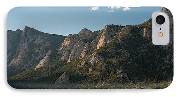 Rocky Mountain Ridge Estes Park Co IPhone Case
