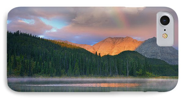 Rocky Mountain IPhone Case by Tim Fitzharris