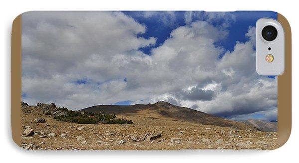 Rocky Mountain Tundra IPhone Case