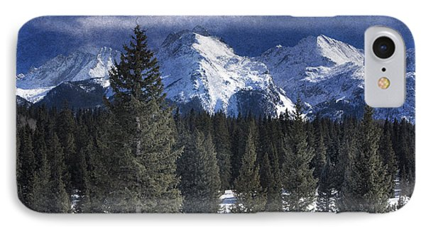 Rocky Mountains, Colorado IPhone Case