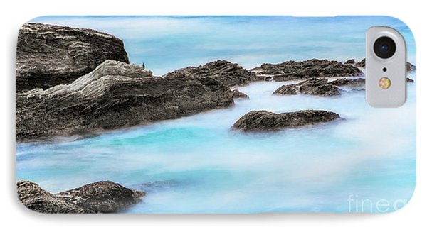 Rocky Ocean IPhone Case by John A Rodriguez