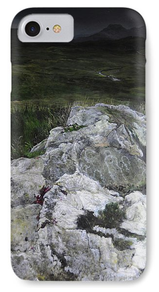 Rocky Outcrop Phone Case by Harry Robertson