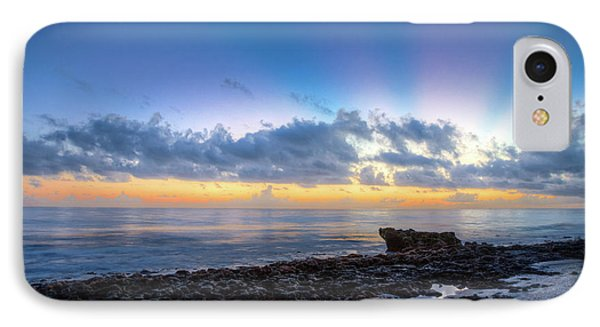 IPhone Case featuring the photograph Rocky Reef At Low Tide by Debra and Dave Vanderlaan