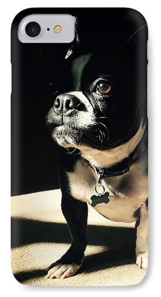 IPhone Case featuring the photograph Rocky by Sharon Jones
