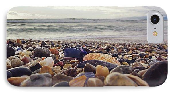 Rocky Shore IPhone Case by April Reppucci