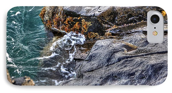 IPhone Case featuring the photograph Rocky Shores by Adrian LaRoque