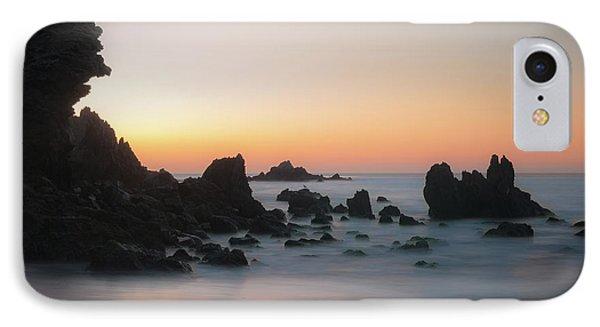Rocky Sunrise IPhone Case by Ralph Vazquez