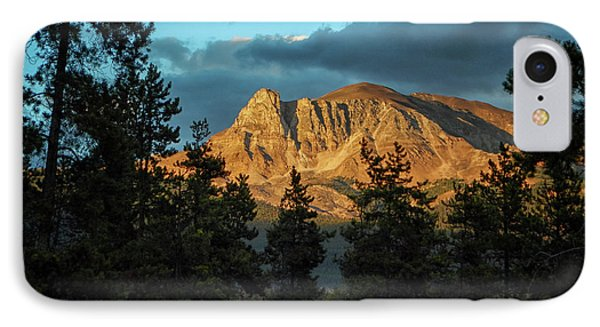 Rocky Sunset IPhone Case by Patricia Hofmeester