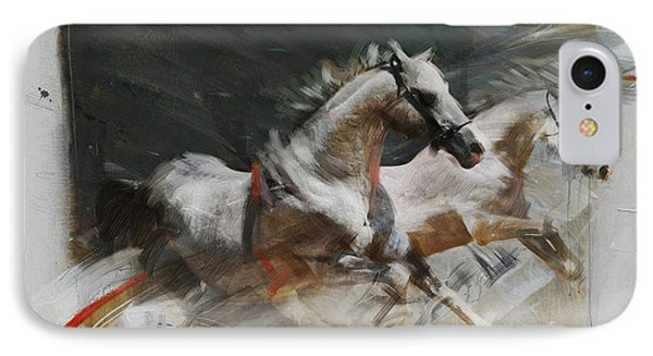 Rodeo 19 IPhone Case by Maryam Mughal