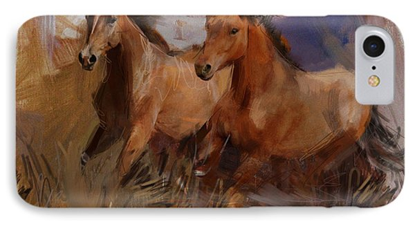 Rodeo 38 IPhone Case by Maryam Mughal
