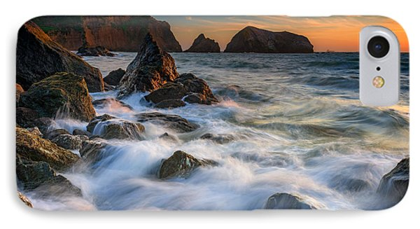 Rodeo Beach IPhone Case by Rick Berk