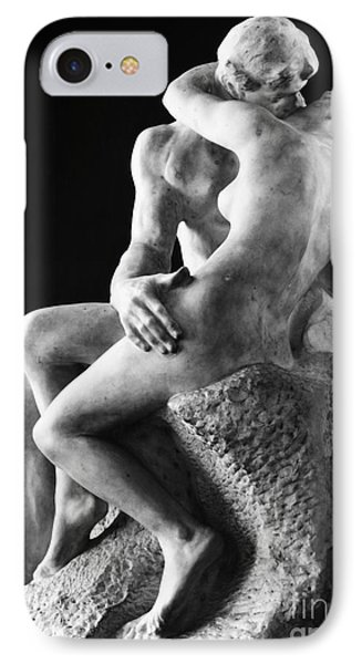 Rodin: The Kiss, 1886 IPhone Case by Granger