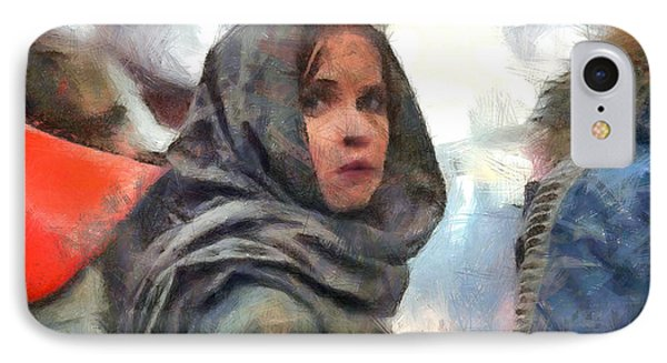 Rogue One Dissimulation - Pa IPhone Case by Leonardo Digenio