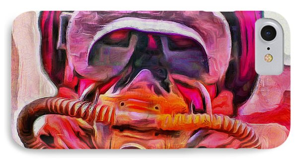 Rogue One Filtered - Pa IPhone Case by Leonardo Digenio