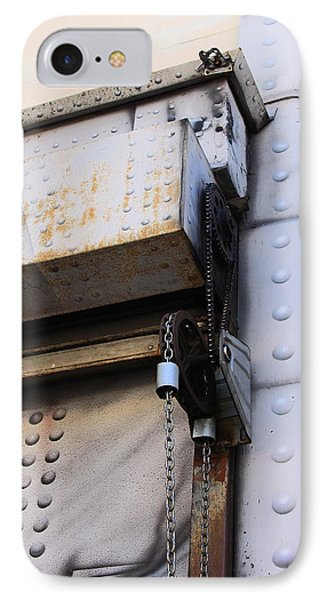 Roll Up Curtains Phone Case by Viktor Savchenko