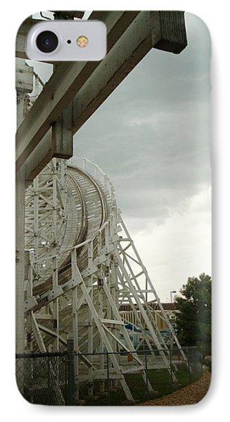 Roller Coaster 5 IPhone Case