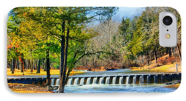 Rolling Down The River IPhone Case by Rick Friedle