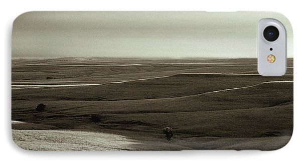 IPhone Case featuring the photograph Rolling Hills Toned by Thomas Bomstad