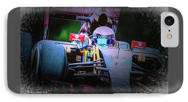 Romain Grosjean 2015 IPhone Case