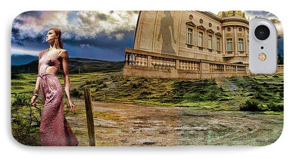 Roman Goddess Phone Case by Blake Richards