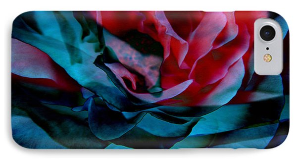 Romance - Abstract Art Phone Case by Jaison Cianelli