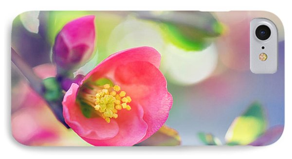 Romancing Spring I IPhone Case by Kharisma Sommers