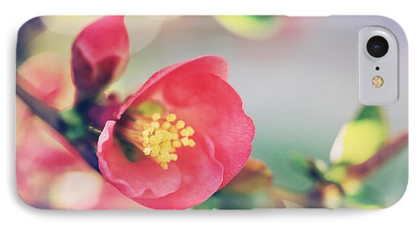 Romancing Spring II IPhone Case by Kharisma Sommers