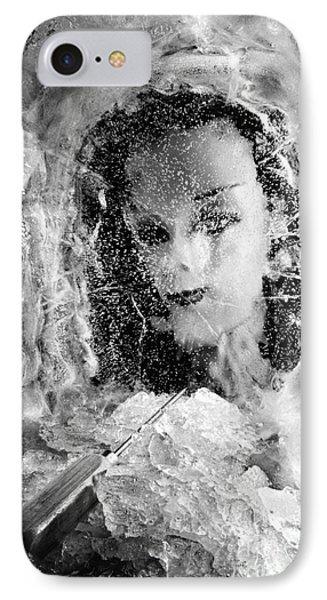 Romancing The Ice Princess IPhone Case